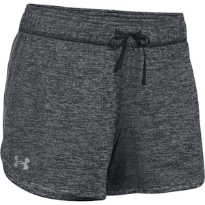 Under Armour Women's Tech Twist Shorts - Black