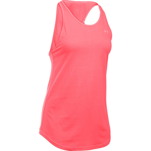 Under Armour Women's T400 Tank Top - Brilliance Pink