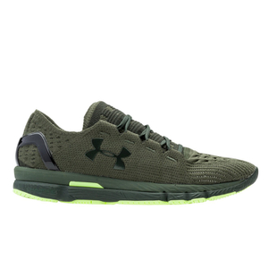 Under Armour Men's SpeedForm Slingshot Running Shoes - Downtown Green