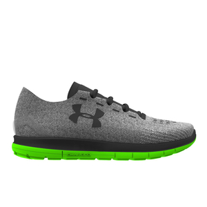 Under Armour Men's SpeedForm Slingride Running Shoes - Glacier Gray/Hyper Green