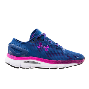Under Armour Women's SpeedForm Gemini 2.1 Running Shoes - Heron/White