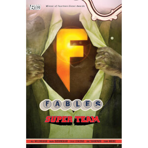 Fables: Super Team - Volume 16 Graphic Novel