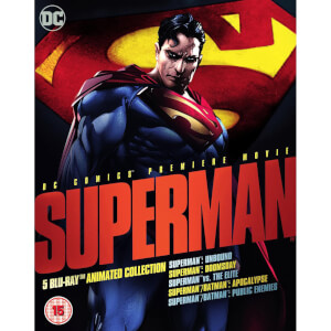 Superman Animated Boxset