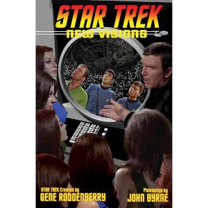 Star Trek: New Visions - Volume 3 Graphic Novel