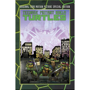 Teenage Mutant Ninja Turtles: Original Motion Picture Graphic Novel