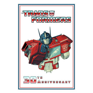 Transformers: 30th Anniversary Collection Graphic Novel