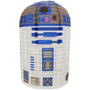 Star Wars R2-D2 Paper Shade - White/Blue: Image 2