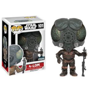 Star Wars 4-LOM Pop! Vinyl Figure