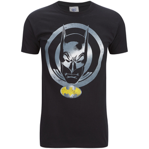 DC Comics Batman Coin Heren T-Shirt - Zwart