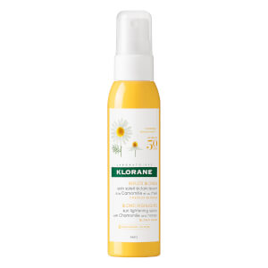 KLORANE Sun Lightening Spray with Chamomile and Honey - 125ml