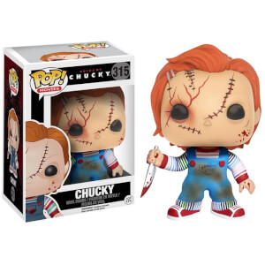 Bride of Chucky Chucky Pop! Vinyl Figure