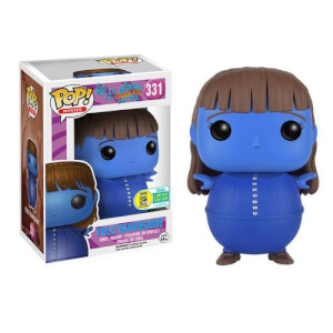 Charlie & The Chocolate Factory Violet Beauregarde Pop! Vinyl Figure SDCC 2016 Exclusive