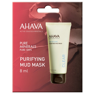 AHAVA Purifying Mud Mask - Single Sachet