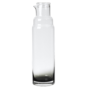 Broste Copenhagen Smoke Mouthblown Glass Carafe - Gift Boxed