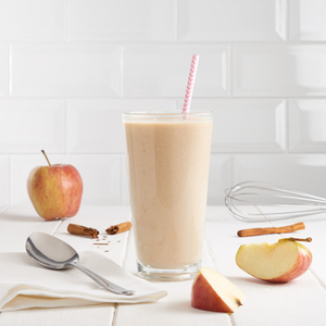 Meal Replacement Spiced Apple Shake