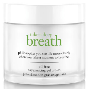 philosophy Take A Deep Breath Oxygenating Gel Cream Moisturizer 60ml