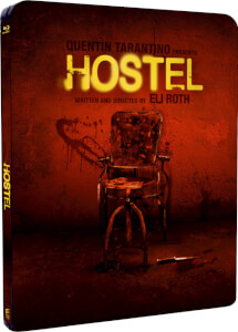 Hostel - Zavvi Exclusive Limited Edition Steelbook (UK EDITION)
