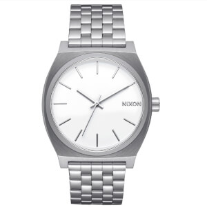 Nixon The Time Teller Watch - White