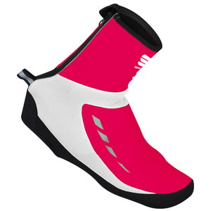 Sportful Women's Roubaix Thermal Shoe Covers - Cherry