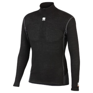Sportful SottoZero Long Sleeve Baselayer - Black