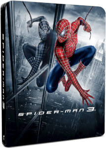 Spider-Man 3 - Zavvi UK Exclusive Lenticular Edition Steelbook