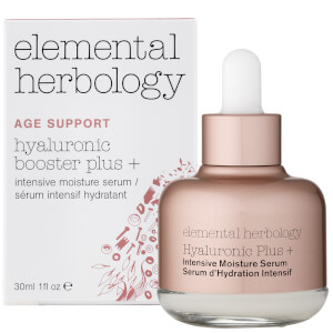 Sérum de Hidratação Intensiva Hyaluronic Booster Plus+ da Elemental Herbology 30 ml