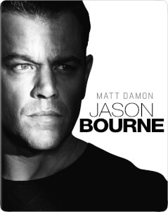 Jason Bourne - Steelbook Ed. Limitada