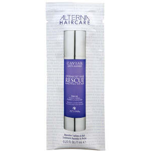 Alterna Overnight Hair Rescue Packette 0.25oz Free Gift (Worth $1.00)