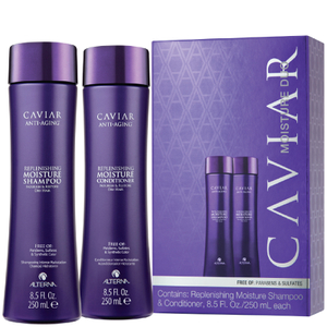 Alterna Caviar Moisture Holiday Duo (Worth £56.50)