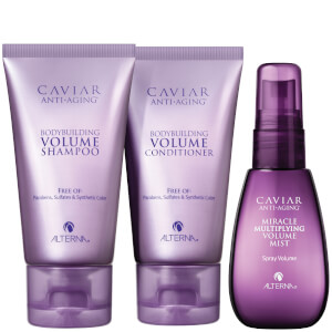 Alterna Caviar Volume 3 Piece Try Me Kit (Worth £19.16)