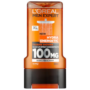 Gel de ducha Hydra Energetic de L'Oréal Paris Men Expert 300 ml