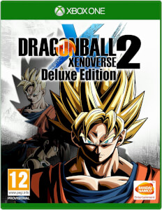 Dragon Ball Xenoverse 2: Deluxe Edition
