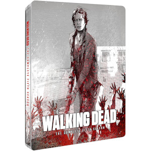 The Walking Dead Season 5 - Zavvi UK Exclusive Limited Edition Steelbook