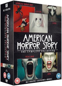 American Horror Story - Seasons 1-5