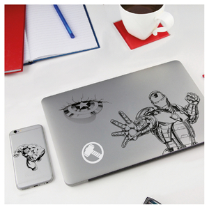 Marvel Gadget Decals