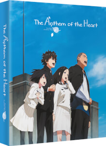 Anthem of the Heart - Collector's Edition (Dual Format)