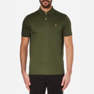 Polo Ralph Lauren Men's Custom Fit Short Sleeve Polo Shirt - Armadillo