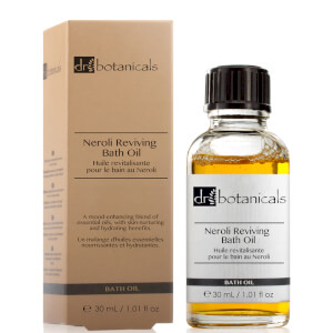 Dr Botanicals Neroli Reviving Bath Oil 30 ml