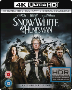 Snow White and The Huntsman (Extended Edition) - 4K Ultra HD (Inklusive UltraViolet Copy)