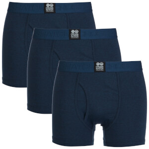 Lot de 3 Boxers Crosshatch - Insignia Bleu