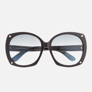 Tom Ford Women's Gabriella Sunglasses - Black
