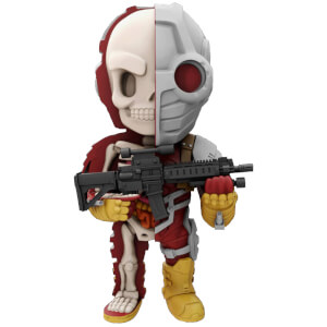 Figurine Deadshot DC Comics XXRAY Figure Wave 4