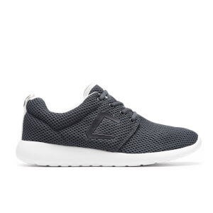 Crosshatch Men's Greystoke Mesh Trainers - Navy