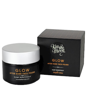 Kiss the Moon After Dark Face Polish 100g - Glow