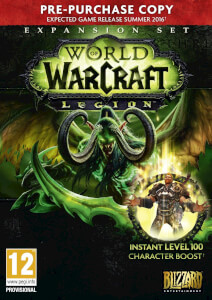 World of Warcraft: Legion Pre-Purchase Edition