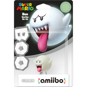 Boo amiibo (Super Mario Collection)