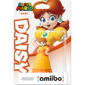 Daisy amiibo (Super Mario Collection)