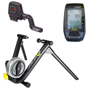 Cycleops Classic Super Magneto Trainer with FREE Joule 1.0 Computer and Speed/Cadence Sensor