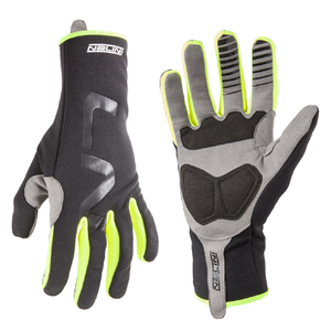 Nalini Aeprolight Pro Gloves - Black/Fluro Yellow