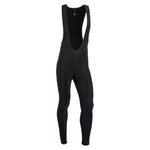Nalini Logo Bib Tights - Black